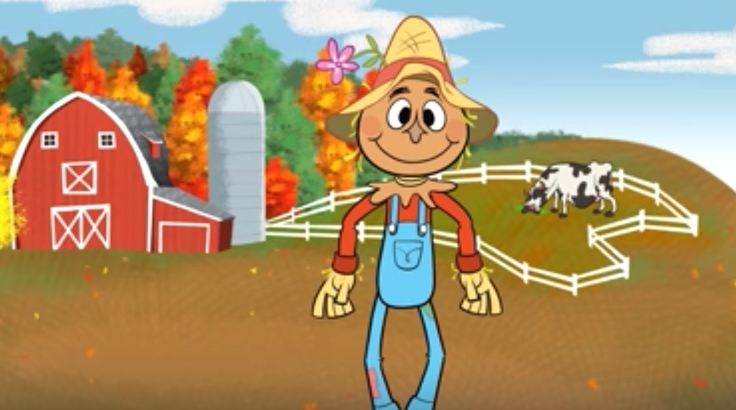 Scarecrow Song  - Shared by Teach123 Safe Share Link