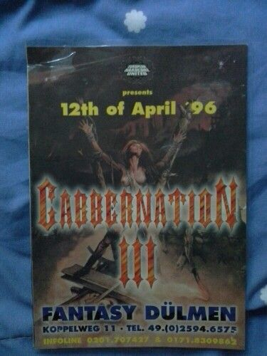 Gabbernation III 1996