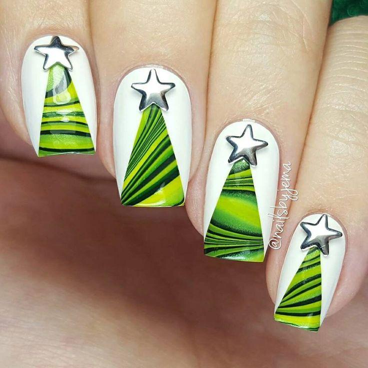 350 best Get Polished! images on Pinterest | Uñas de navidad, Diseño ...