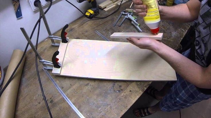 How to build: Balance Board, Longboard Nose Manual Training