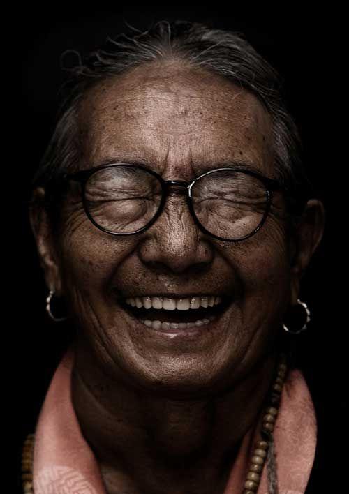 Tibetan refugee in India. 50th Anniversary of Tibetan in Exile, by Bhanuwat Jittivuthikarn ~