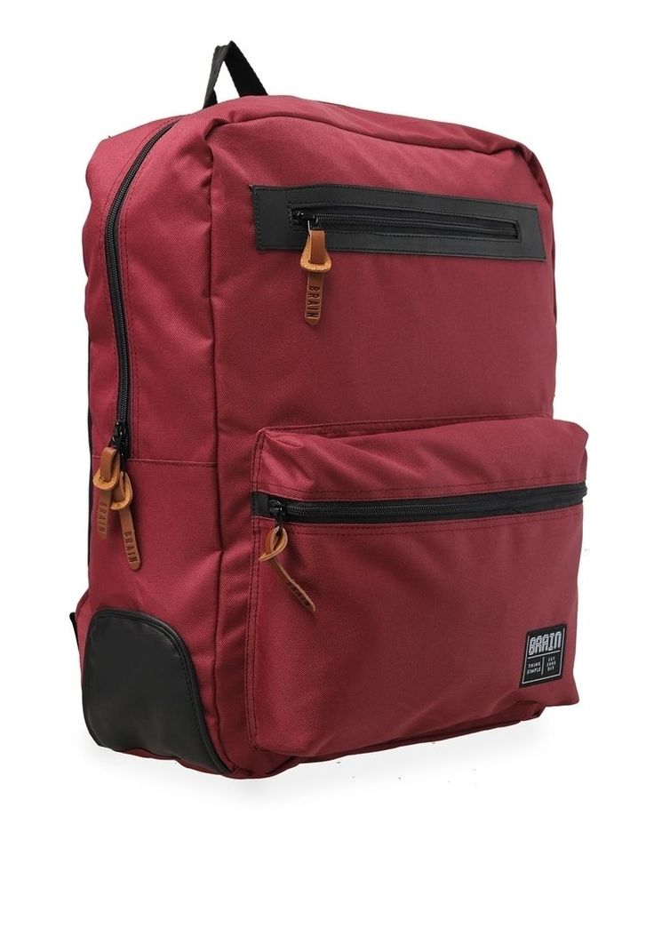 "Stylish Cordura 14"" Laptop Computer Backpack School Rucksack Travel Hiking Bag 