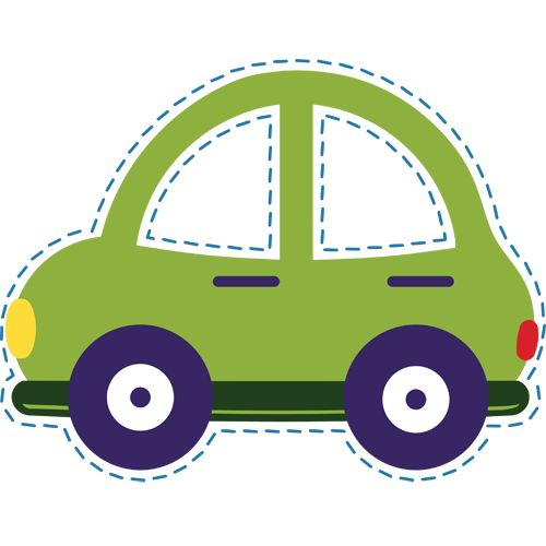 Burton Avenue: Freebie Friday - Cute Lil Car