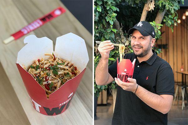 Το Streetwok σερβίρει φρέσκο, υγιεινό και αυθεντικό ασιατικό street food φτιαγμένο αποκλειστικά σε καυτά wok!