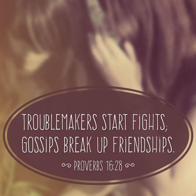 Prov 16:28 Week 3