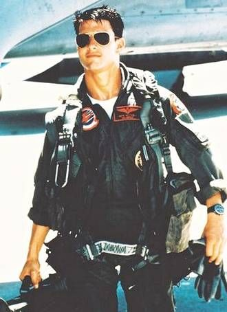 Maverick is the reason I started finding guys attractive. True story, he was my first boy-crush.