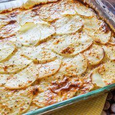 Iata cea mai buna reteta de musaca de cartofi. Uite ce usor se pregateste!