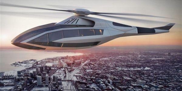 Το όραμά της για το ελικόπτερο του μέλλοντος αποκάλυψε η Bell Helicopter