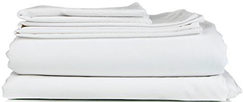 King Size Sheet Set - 1800 Bedding - Highest Quality - Softer Than Egyptian Cotton Brushed Microfiber - Deep Pockets - Hotel Luxury Bed Sheets - White King Sheet Set (King) -- To view further, visit http://www.amazon.com/gp/product/B015QL1KMY/?tag=ilikeboutique09-20&ij=190816021812