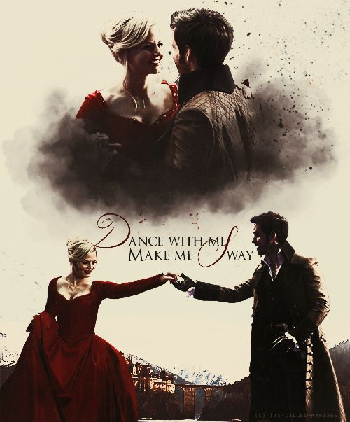 Once upon a time - Captain Hook - Colin O'donoghue - Killian Jones - Jennifer Morrison - Emma Swan – Captain Swan – OUAT