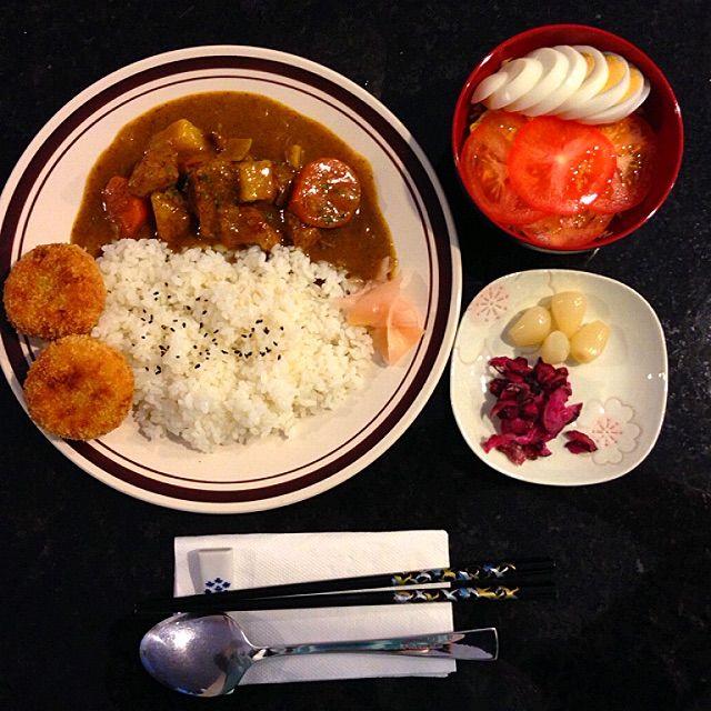 Japanese Battleship Curry Recipe - coasterkitchen - Dayre