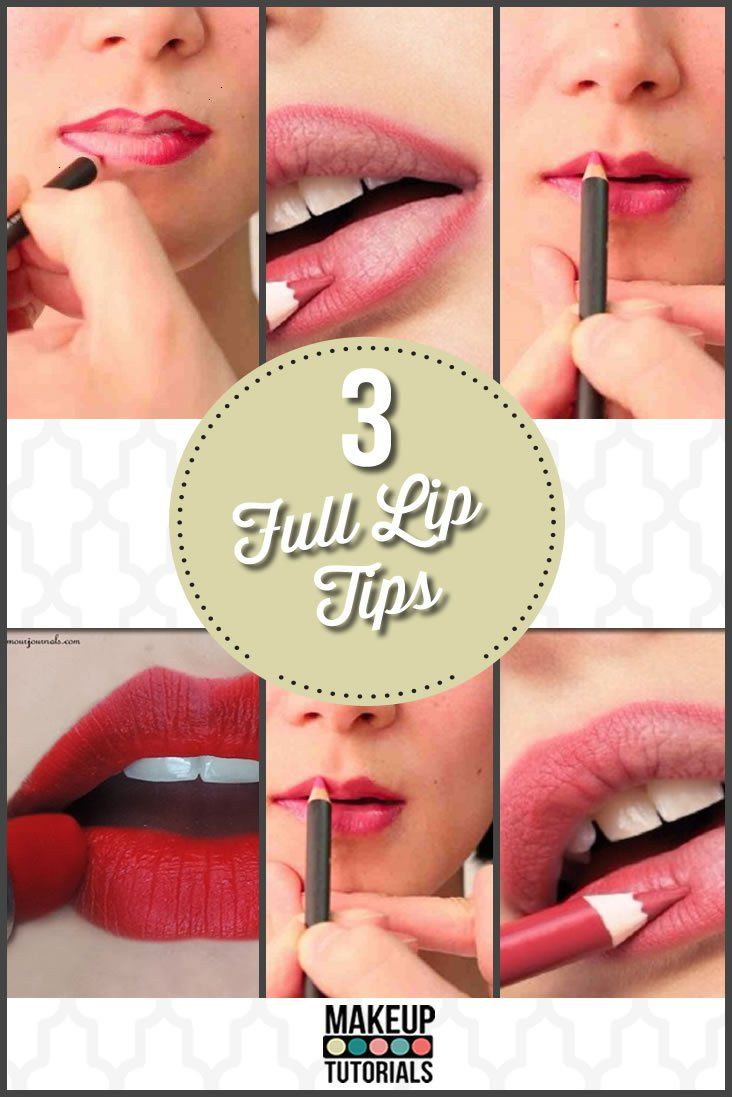 How to Change the Shape of Your Lips Naturally