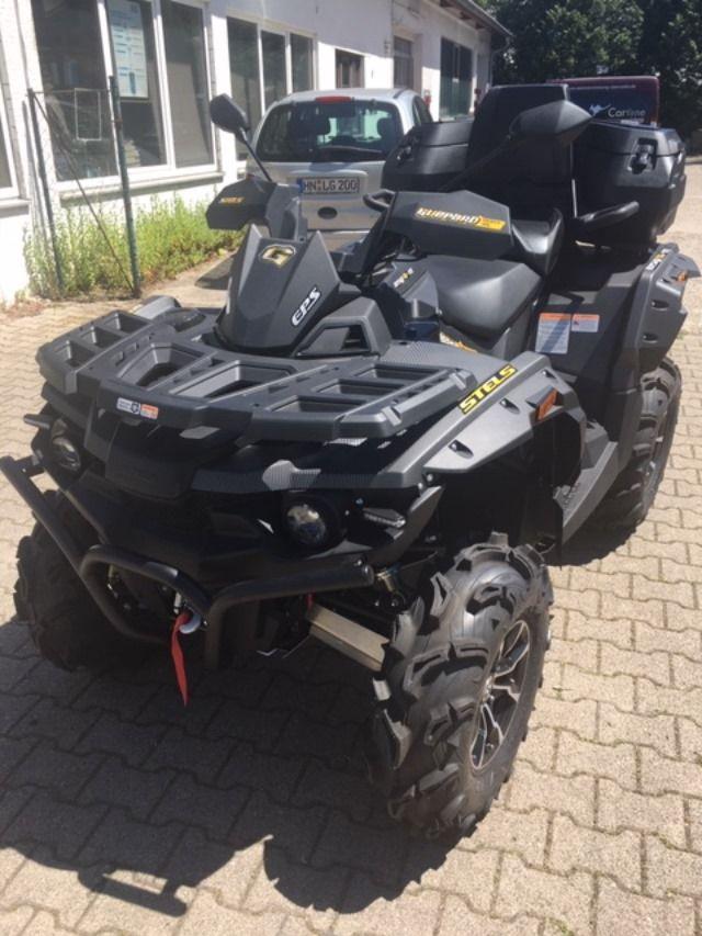 #ATV 650 Guepard von #Stels – Auto Center Brenner GmbH