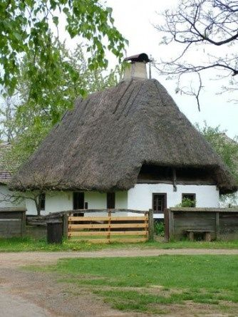 hungarian architecture | Hungarian folk architecture (Sóstói Múzeumfalu) | Hungarian roots