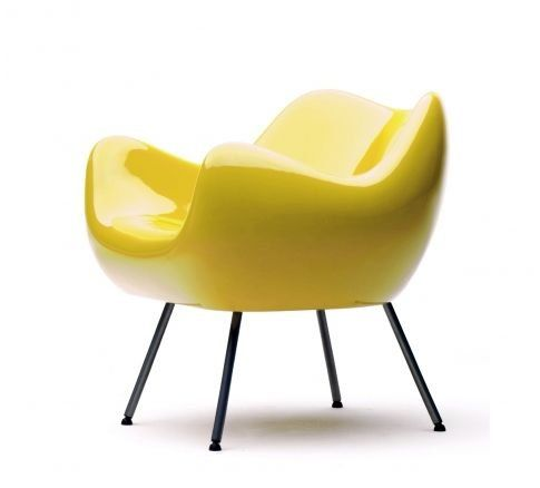 Fotele RM58; projekt: Roman Modzelewski; producent: Vzór #armchair #must #have from #poland #Łódź #design