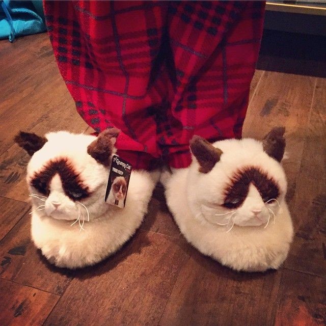 Grumpy Cat Footwear — Grumpy Cat Merchandise