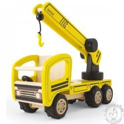 Camion grue - Pintoy