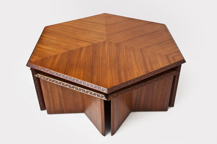 10 best Frank Lloyd Wright Furniture images on Pinterest
