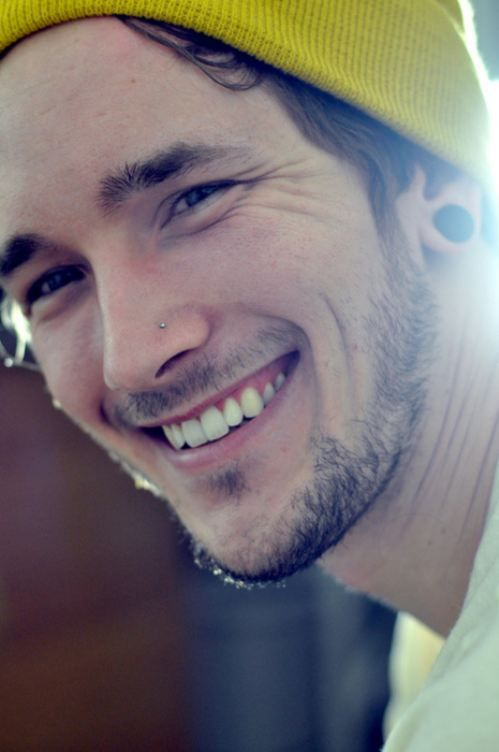 the Berry ~ Bobby Hicks ~ love the scruff and the smile