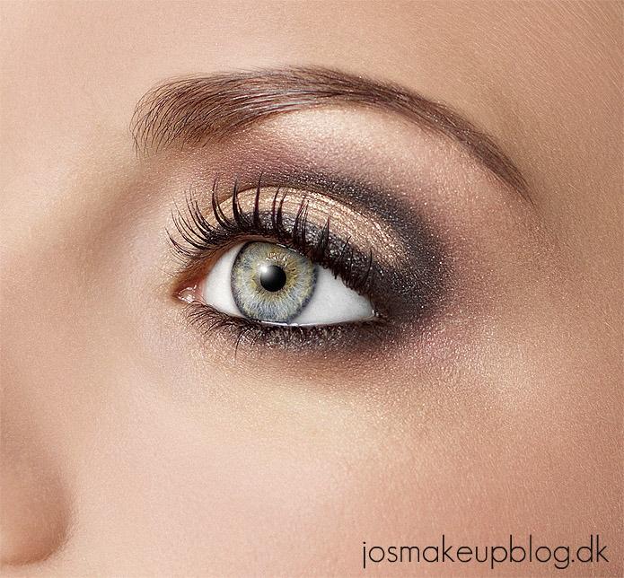 Photo: Peter Hartley - Makeup: Johanne Danshøj - Makeup shoot for Bazar with e.l.lf. cosmetics