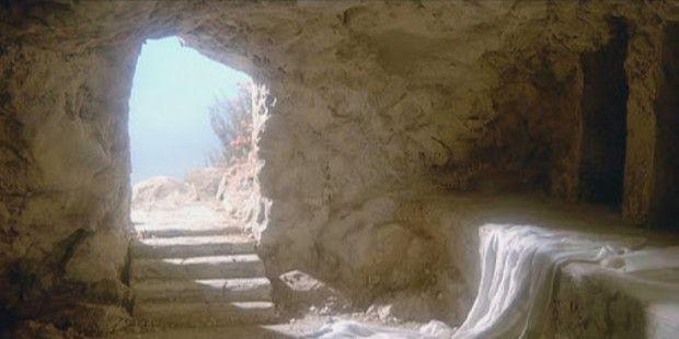 Perché Gesù ha piegato il sudario che copriva il suo Volto nel sepolcro?