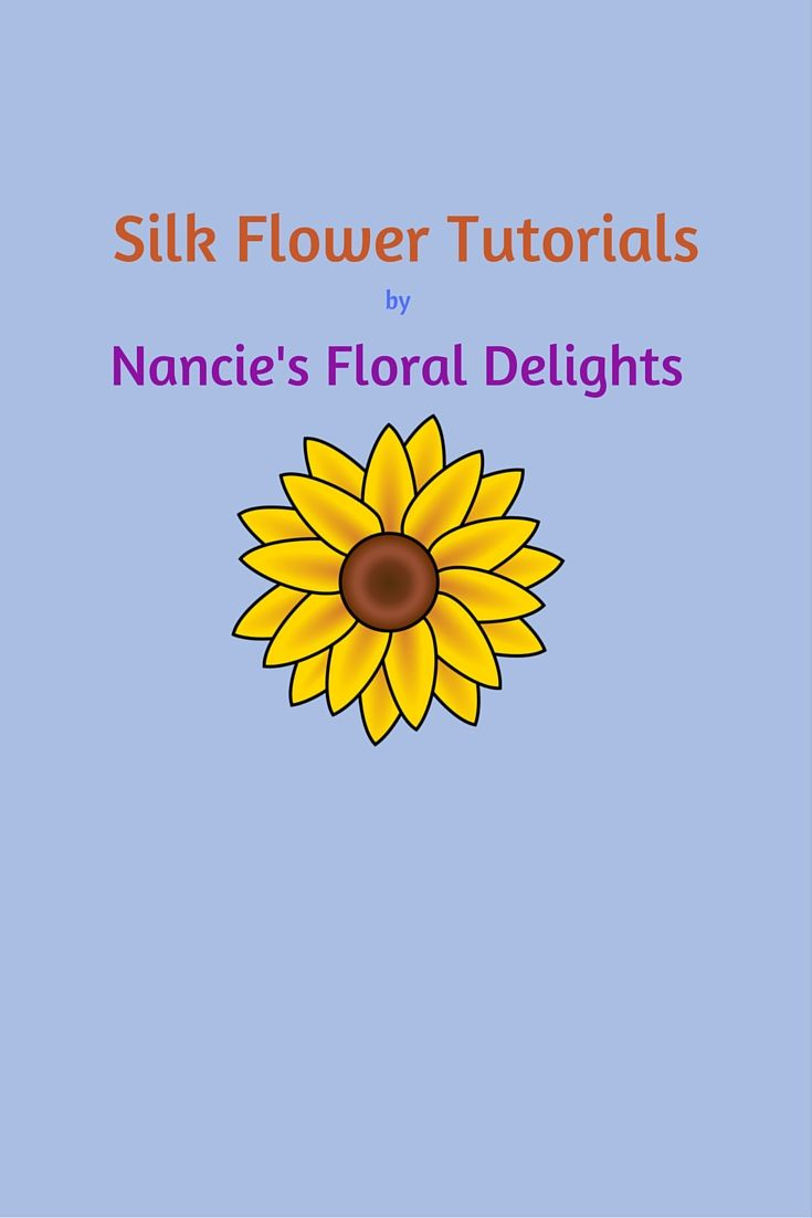 33 best silk flower tutorials images on pinterest silk flowers ever want to learn how to work with silk floral arrangements yourself the selection of dhlflorist Choice Image