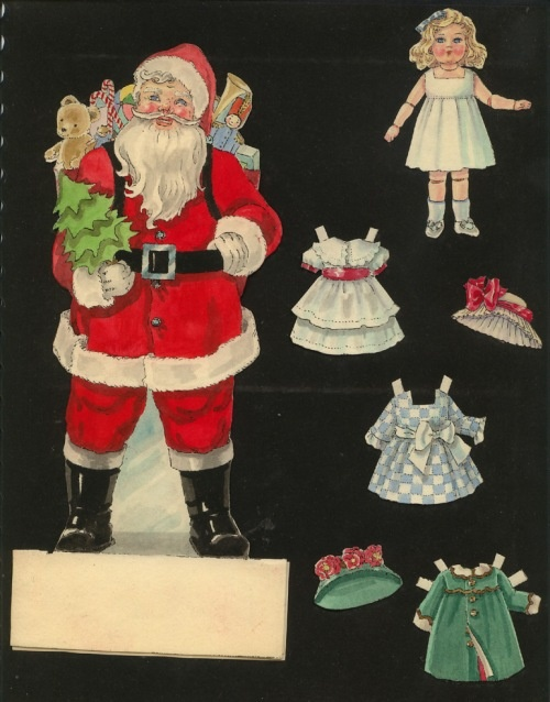 Santa Claus by Helen Page