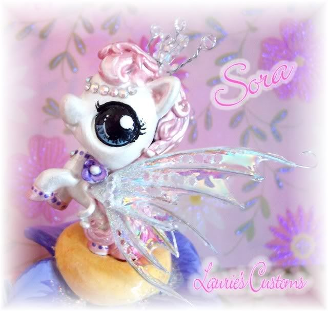 this it an amazing custom lps horse how do people make this amazing stuff