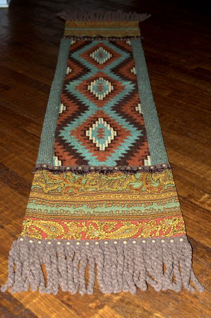 table runners | southwestern table runners | rustic table runners | at  ranch house western decor