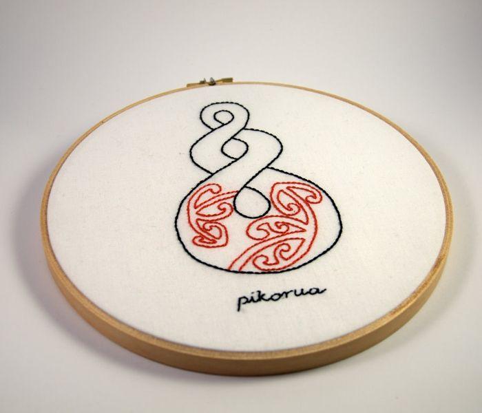 embroidery | Maribel Aburto