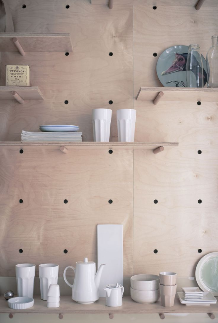 30 m² optimisés | MilK decoration Un studio hongrois aménagé par Position Collective