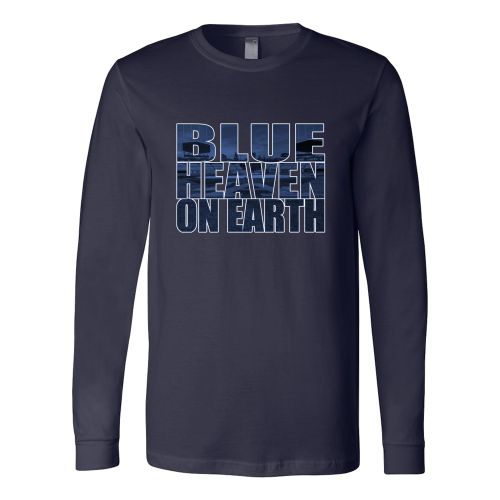 "Dodgers ""Blue Heaven On Earth"" Lengthy Sleeve Shirt"