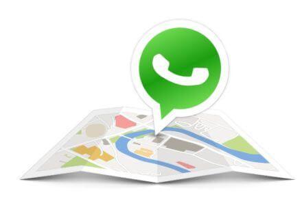 Nova atualização do WhatsApp poderá mostrar localização dos seus amigos em tempo real