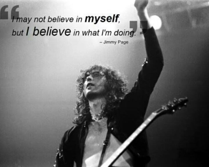 Jimmy Page Quote