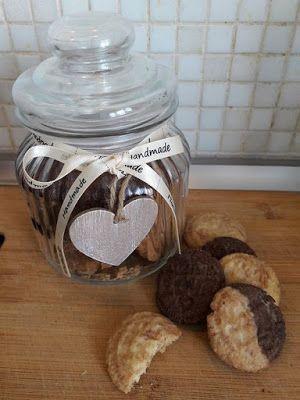 """Divá   Divizna: Domácí sušenky - jako """"esíčka"""""""