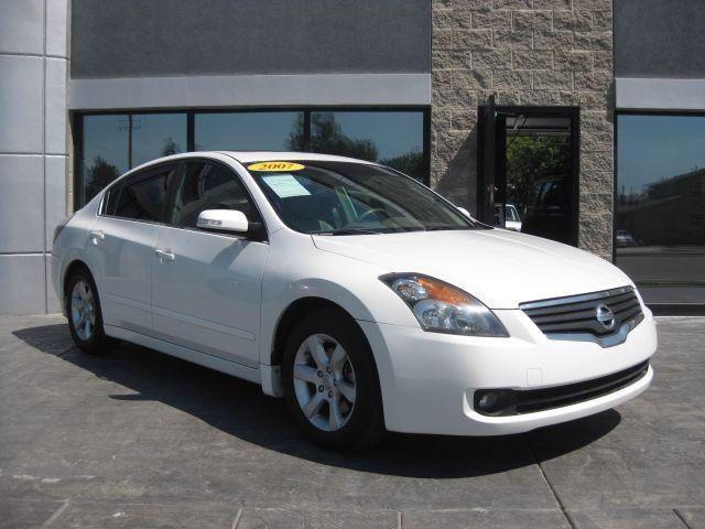 2007 Nissan Altima, 72,906 miles, $13,950.