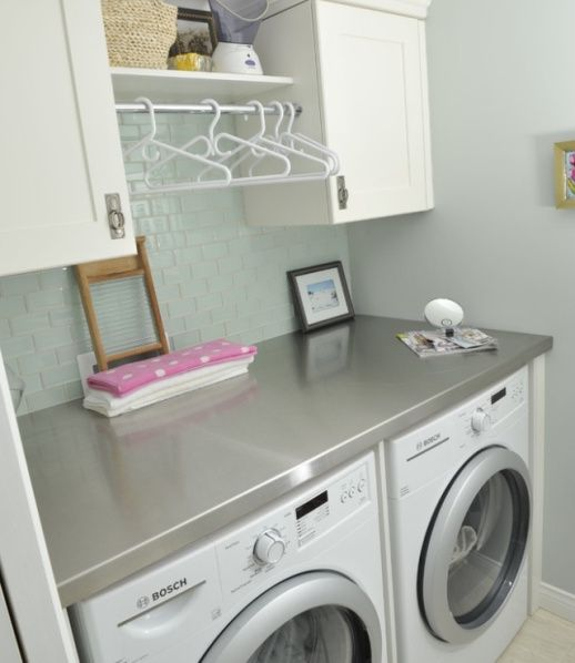 60 Beautiful Small Laundry Room Designs: 29 Best Laundry Rooms We