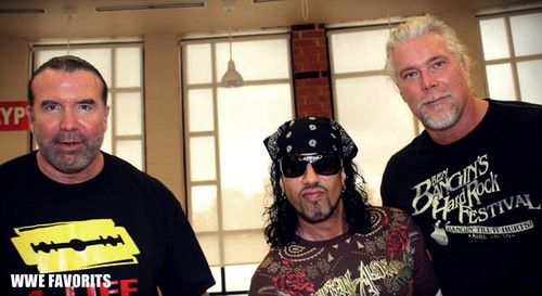 Sean Waltman Talks About Kevin Nash & Roddy Piper  - http://www.wrestlesite.com/wwe/sean-waltman-talks-kevin-nash-roddy-piper/