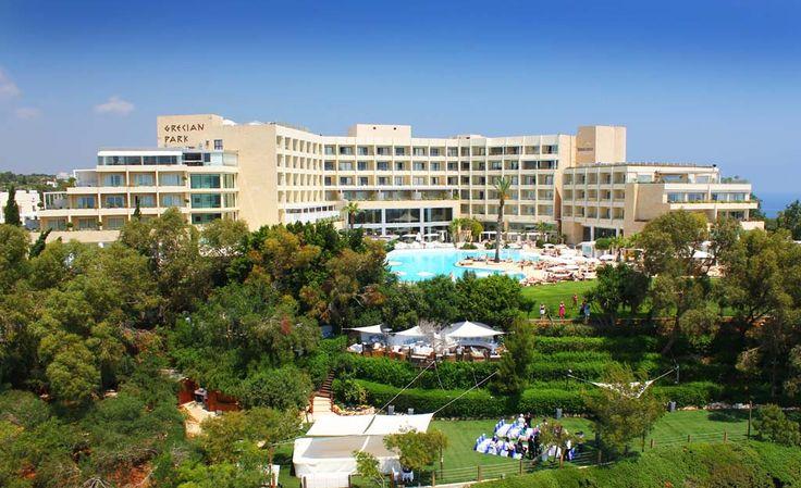 Grecian Park Hotel, Cyprus