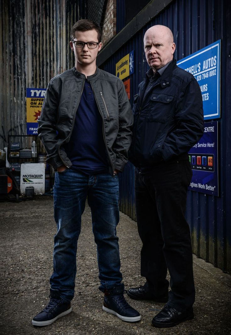 EastEnders: Meet the NEW Ben Mitchell
