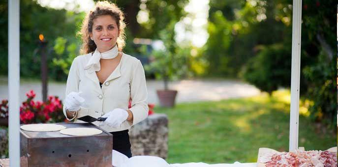 Carolina Bianconi  #dovevuoicatering #staff #Bianconi #villarota