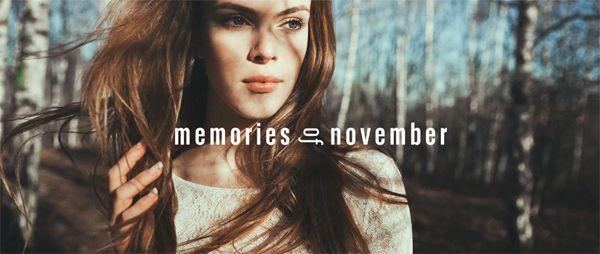Memories of November - FILM - Magic Lantern Raw DSLR on Behance