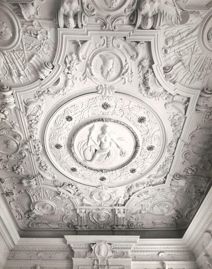 """The Landmark Trust on Twitter: """"The extravagant plasterwork inside the Music Room, Lancaster took 6000 hours of work to repair  https://t.co/n1v0H5W4kD https://t.co/zvZFtWmMCr"""""""