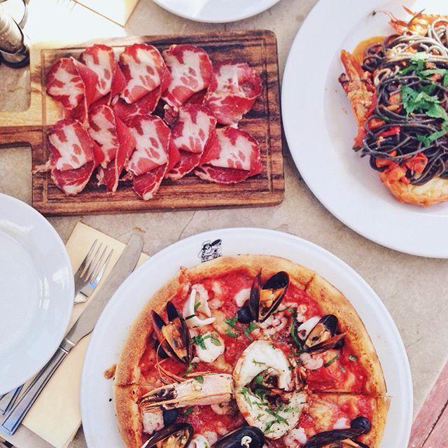 #foodstagram #instafood #foodporn #food #italian #london #lunch #먹스타그램 #맛스타그램 #맛집 #영국 #런던 #이탈리안 #피자 #파스타 #스파게티 #해물 #일상 #데일리 #데일리그램 #점심 #존맛  Yummery - best recipes. Follow Us! #foodporn