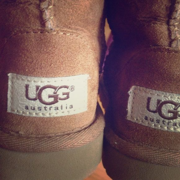 Kids girls uggs Little girls UGG size 8 girls. Slightly worn. UGG Shoes Ankle Boots & Booties