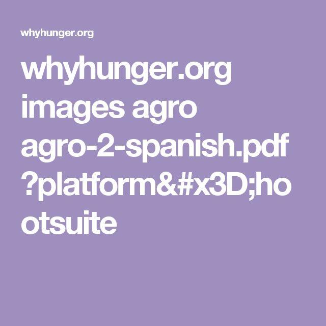 whyhunger.org images agro agro-2-spanish.pdf?platform=hootsuite