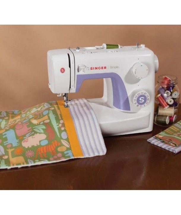 La macchina per cucire Singer Simple 3232 è tra le migliori macchine da cucire per principianti con la sua tecnologia avanzata e i suoi 32 punti facilmente selezionabili. Acquista questo prodotto qui: https://www.sewshop.eu/it/singer-meccaniche/macchina-da-cucire-singer-simple-3232  #sewshop #macchinadacucire #principianticucireamacchina
