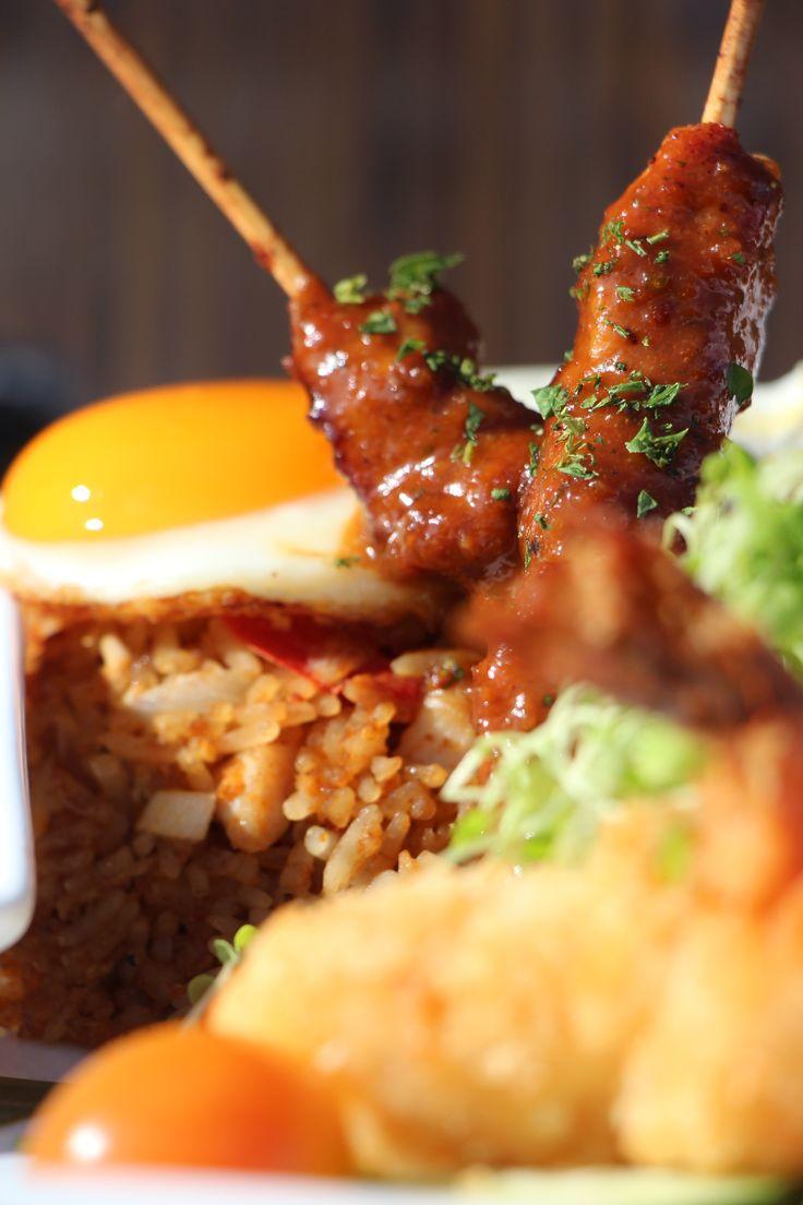 Nasi Goreng at EIGHTY EIGHT Café & Restaurant