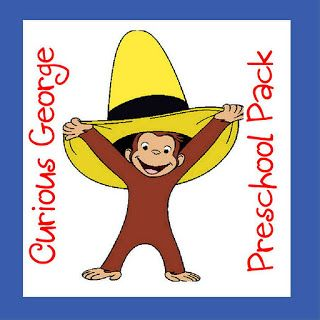Curious george, Worksheets and Learning on Pinterest
