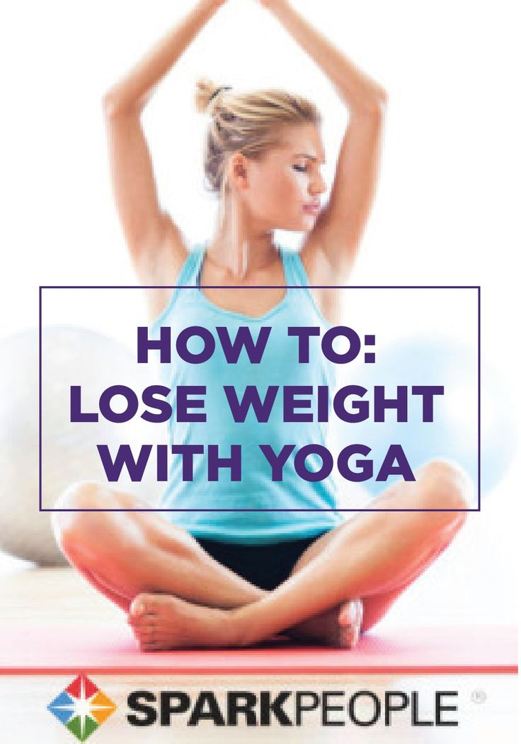 Can you really lose weight with yoga? Find out how.
